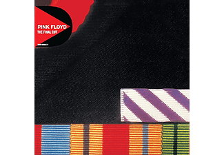 Pink Floyd - The Final Cut (CD)