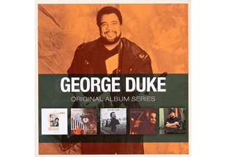George Duke - Original Album Series [CD]
