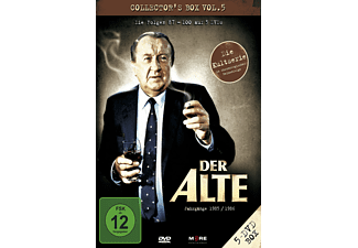 Der Alte - Vol. 5 (Collector's Box) - (DVD)