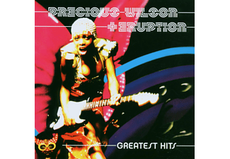 Eruption & Various - Greatest Hits [CD]