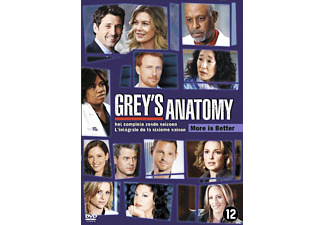 Grey's Anatomy - Seizoen 6 | DVD