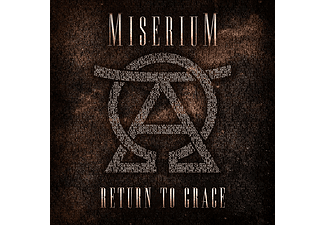 Miserium - Return To Grace (CD)