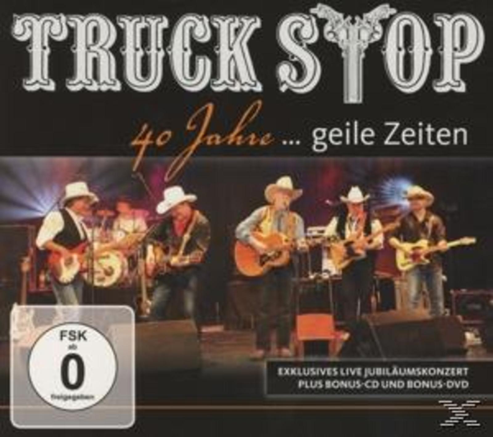 Truck Stop - 40 Jahre...Geile Zeiten - (CD)
