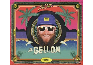 Mc Fitti - #geilon (Premium Edition) [CD]