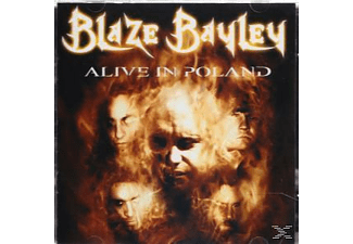 Blaze Bayley - Alive In Poland [CD]