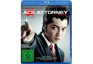 Ace Attorney - Phoenix Wright - (Blu-ray)