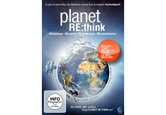 planet RE:think [DVD]