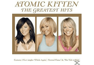 Atomic Kitten - The Greatest Hits (CD)