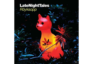 VARIOUS - Late Night Tales: Röyksopp [CD]