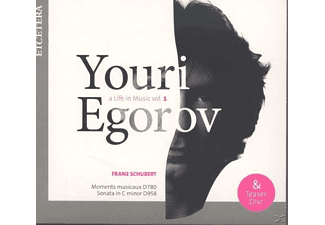 Egorov Youri - A Life In Music Vol.1 - (CD)