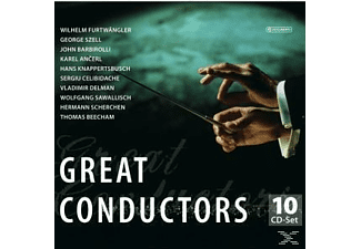 Various - Great Conductors-Wallet Box (Various) [CD]