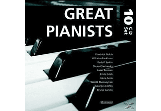 E.Gilels - Great Pianists [CD]