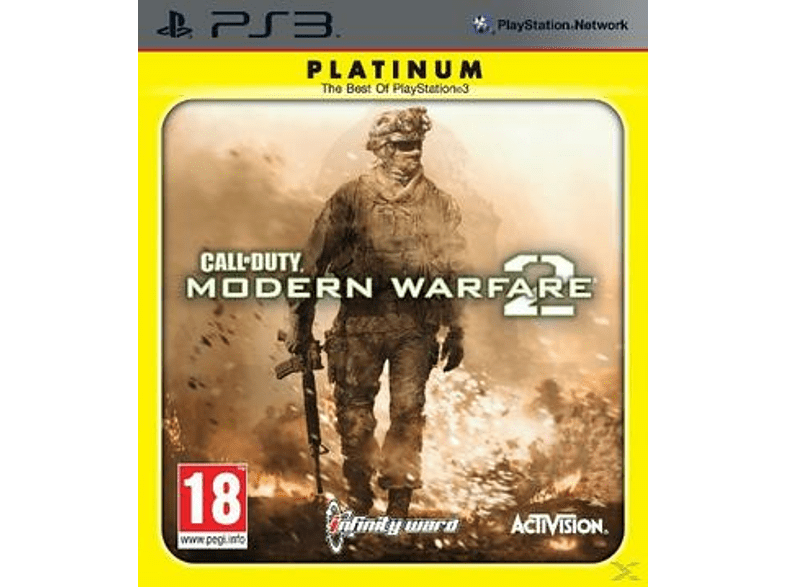 Call of Duty Modern Warfare 2 Platinum PlayStation 3 gaming   offline sony ps3 παιχνίδια ps3 gaming games ps3 games