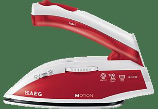 AEG DBT 800 Motion Dampfbügeleisen (800 Watt, Kratzfeste Edelstahl  Bügelsohle)