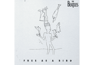The Beatles - Free As A Bird (Maxi CD)