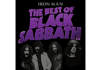 Black Sabbath - Iron Man - The Best Of Black Sabbath (CD)