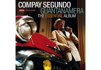 Compay Segundo - Guantanamera - The Essential Album (CD)