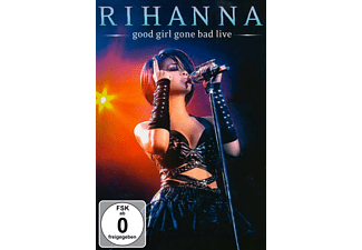 Rihanna - GOOD GIRL GONE BAD - LIVE [DVD + Video Album]