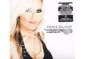 Doro - Under My Skin / A Fine Selection Of Doro Classics [CD]