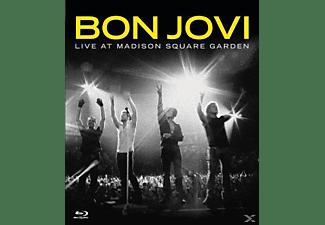 Bon Jovi Live At Madison Square Garden Blu Ray Kopen Mediamarkt
