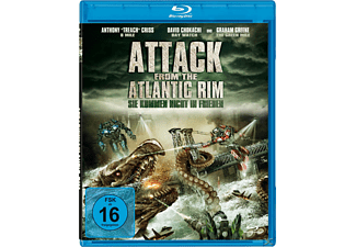 ATTACK FROM THE ATLANTIC RIM [3D Blu-ray]