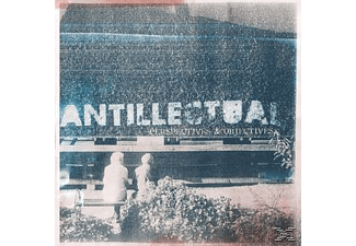 Antillectual - Perspectives & Objectives - (Vinyl)