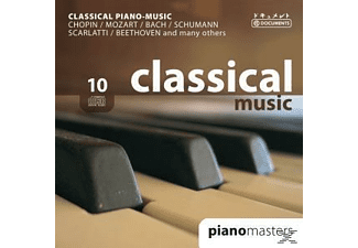Various;Anton Grigorjevich Rubinstein;Arrau;Gilels;Schnabel - Classical Piano Music-Classical Piano Masters [CD]