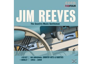 Jim Reeves - Jim Reeves-The Country Music Gentleman [CD]