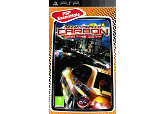 Need for Speed Carbon: Own The City Essentials PSP