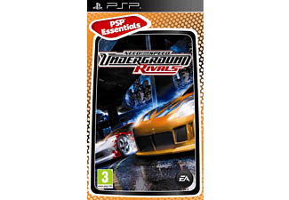 Need For Speed: Underground Rivals Essential PSP