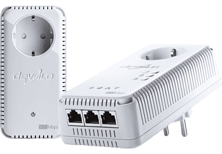 DEVOLO 9259 dLAN® AV WLAN 500 HomePlug Modem mit integriertem Access Point