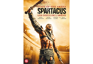 Spartacus: Gods of the Arena | DVD