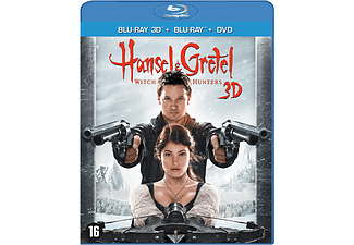 Gretel: Witch Hunters 3D | 3D Blu-ray