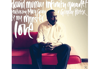 David Murray Infinity, Macy Gray, Gregory Porter - Be My Monster Love [CD]