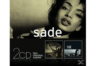 Sade, Various - SOLDIER OF LOVE/DIAMOND LIFE [CD]