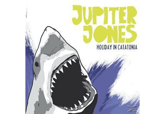 Jupiter Jones - Holiday In Catatonia (Lim.Ed.+Dvd) [CD]
