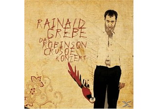 Rainald Grebe - Das Robinson Crusoe Konzert [CD]