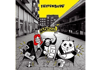 Frittenbude - NACHTIGALL [CD]