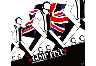 Gimp Fist - Marching On And On - (CD)