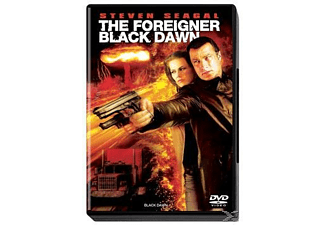 The Foreigner - Black Dawn - (DVD)