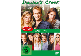 Dawson's Creek - Staffel 5 [DVD]