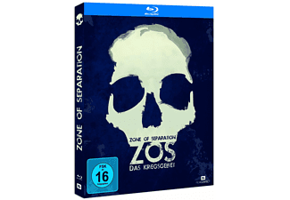 ZOS Zone Of Separation - Das Kriegsgebiet [Blu-ray]