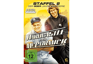 Hardcastle and McCormick - Staffel 2 [DVD]