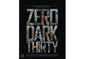 Zero Dark Thirty Steelbook | Blu-ray
