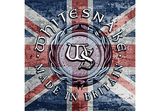 Whitesnake - Made In Britain - The World Records (CD)