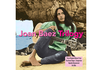 Joan Baez - Trilogy (CD)