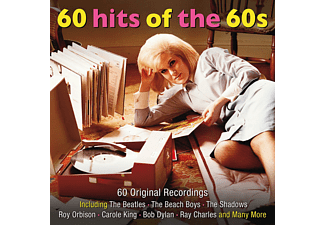 VARIOUS - 60 Hits Of The 60's - (CD)