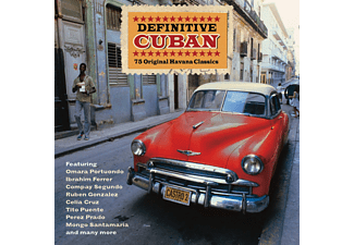VARIOUS - Definitive Cuban - (CD)