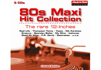 Various - 80S MAXI HIT COLLECTION [CD]