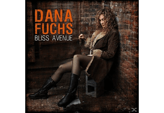 Dana Fuchs - Bliss Avenue - (CD)